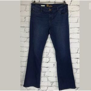 Kut From The Kloth Womens Stretch Jeans Size 14